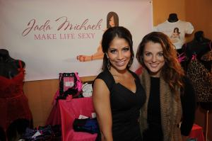 Valery Ortiz and Katrina Norman